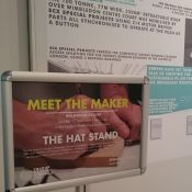 Meet The Maker Hat Stand