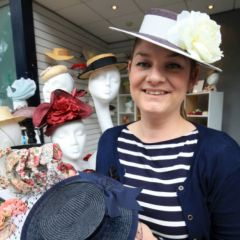 Sophie at the Hat Stand Sheffield