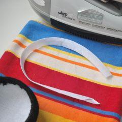 Using millinery tarlatan