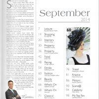 Imogen's Imagination Profile Magazine Sept 14
