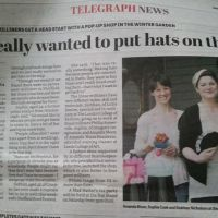 The Hat Stand Sheffield Telegraph May 14