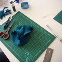 Felt Headpiece Workshop