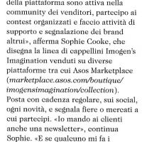 Imogen's Imagination Italian Cosmo Nov 12