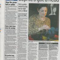 Imogen's Imagination Sheffield Star-Sept 11