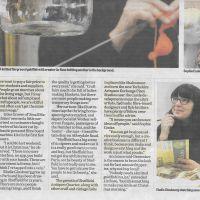 Imogen's Imagination Sheffield Telegraph Dec 14