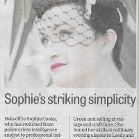 Imogen's Imagination Sheffield Star Sept 14