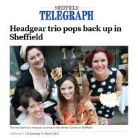 Sheffield Telegraph March 15