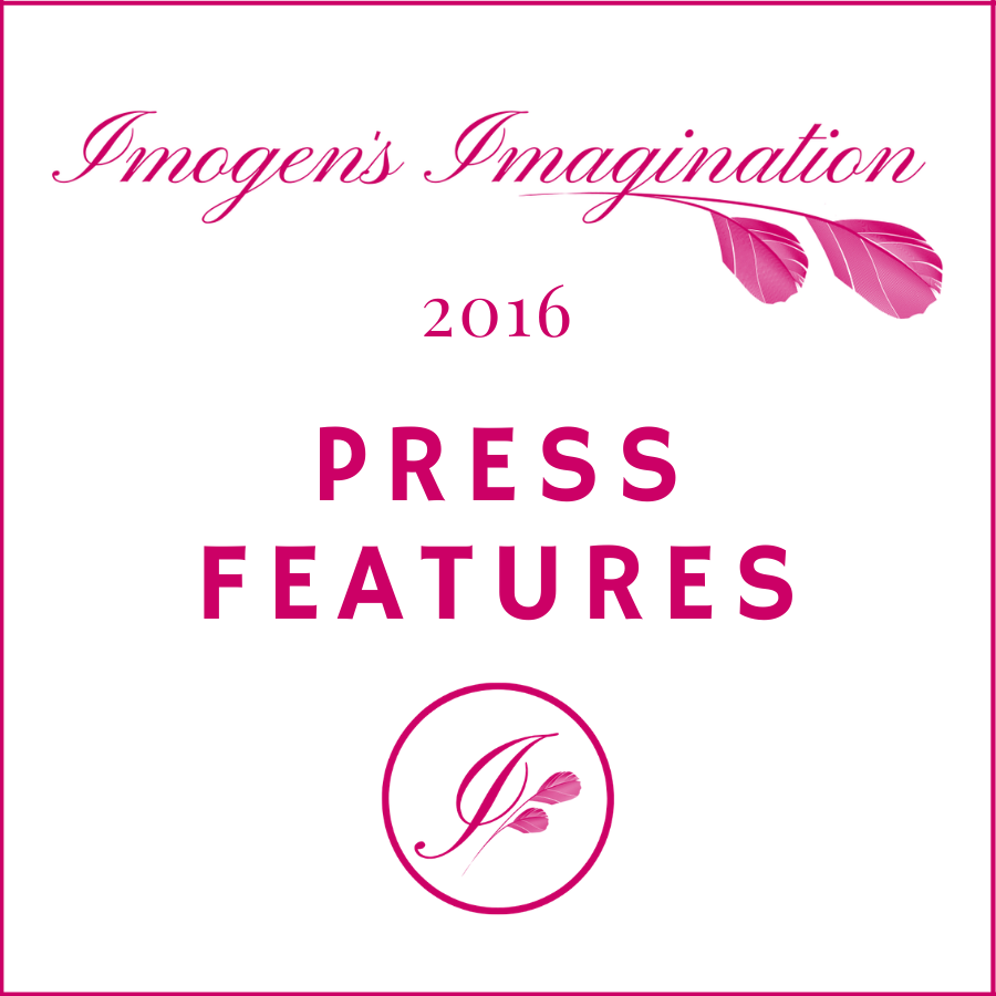 Press Features in 2016
