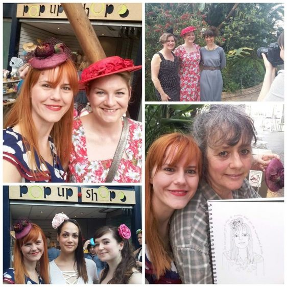 The Hat Stand Sheffield Launch Party 2016