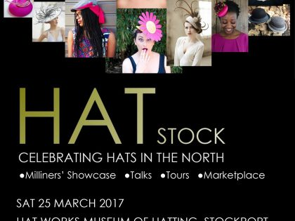 HATstock at Stockport Hat Museum: 25th March