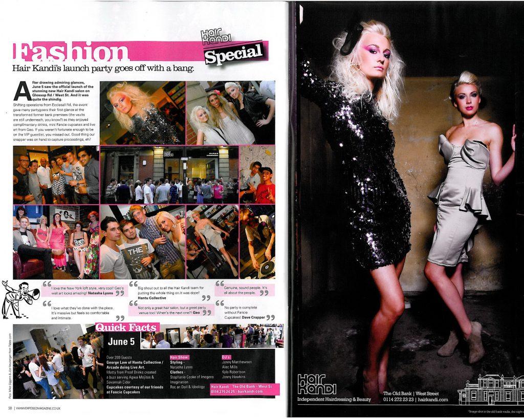 Imogen's Imagination Exposed Magazine Jul 10