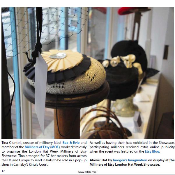 HATalk Magazine feature - March 2014
