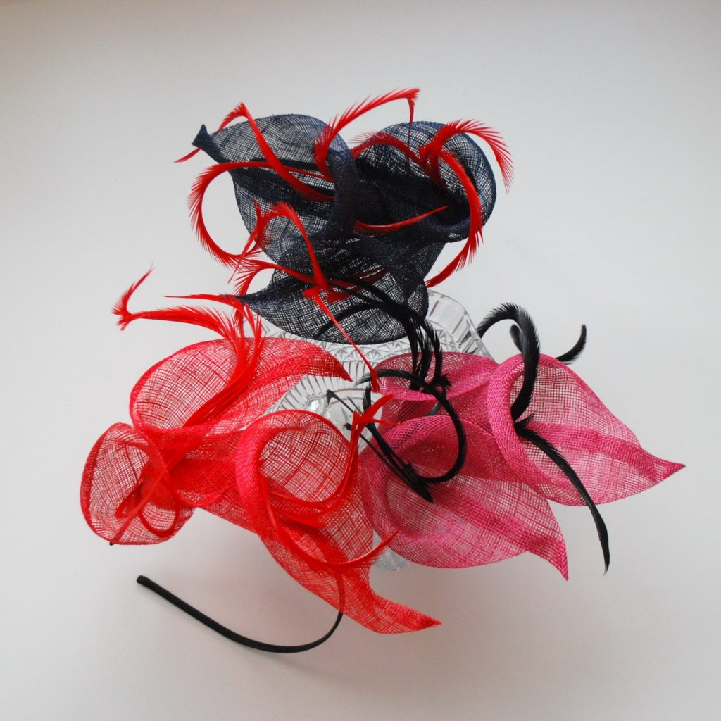 Sinamay Lily Fascinator Workshop