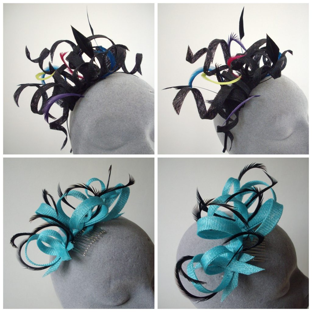 Loops and Curls Fascinator Workshop