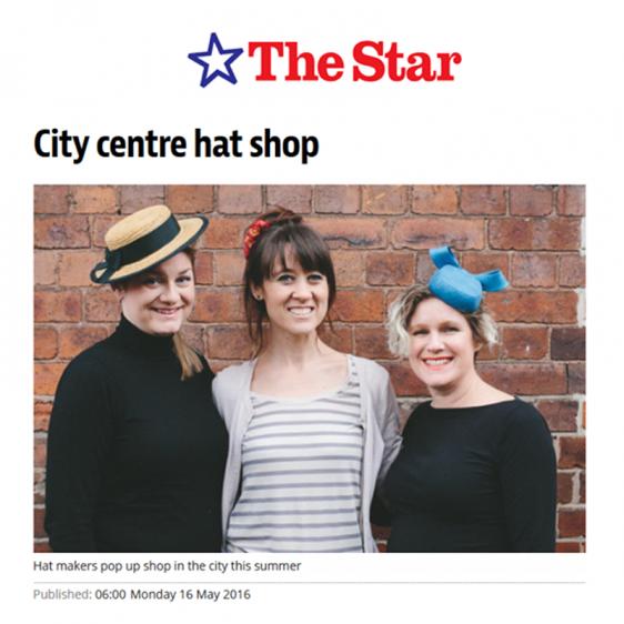 Sheffield Star May 2016