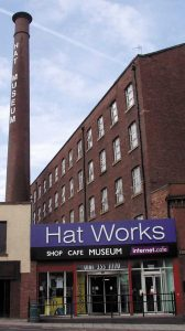 Hat Works Museum Stockport