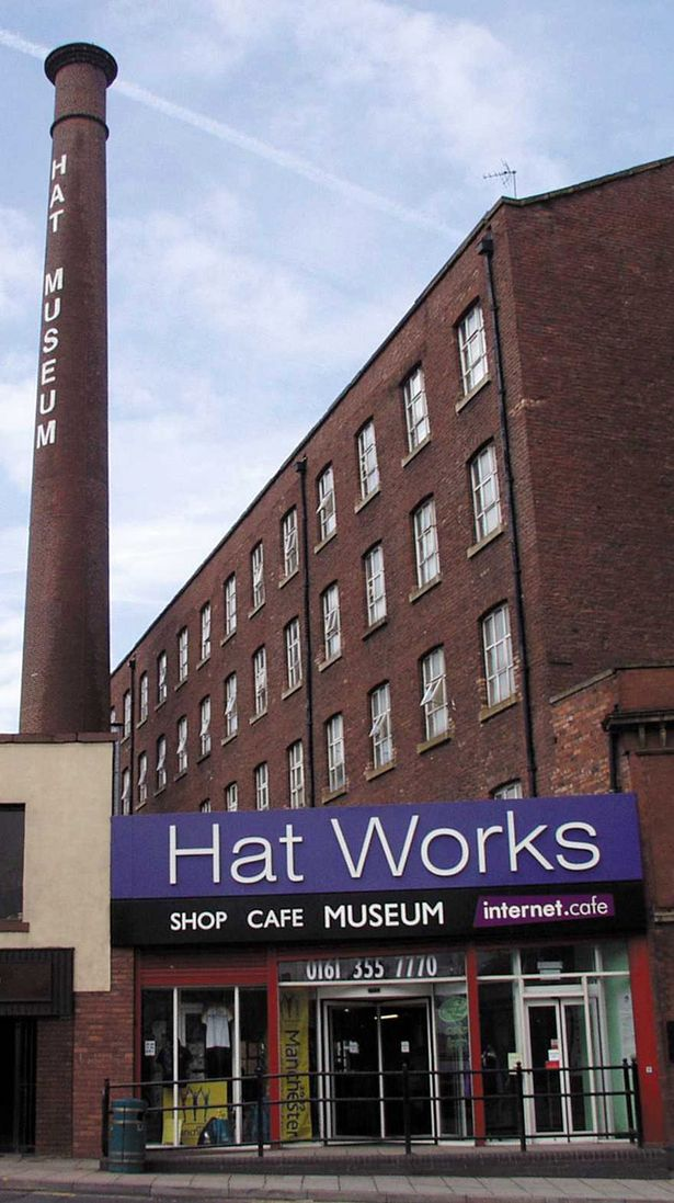 Hatworks Museum Stockport
