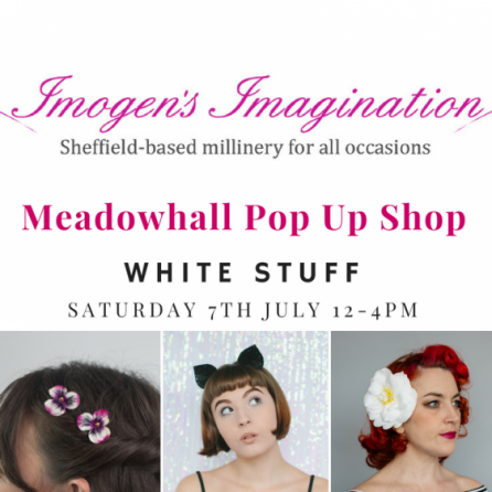Meadowhall Pop Up Shop