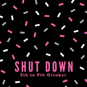 Shutdown- Oct 2018