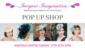 Winter Garden Pop Up Shop June 2019