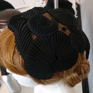 London Hat Week: Nautilus Workshop - Leanne Half Hat 2