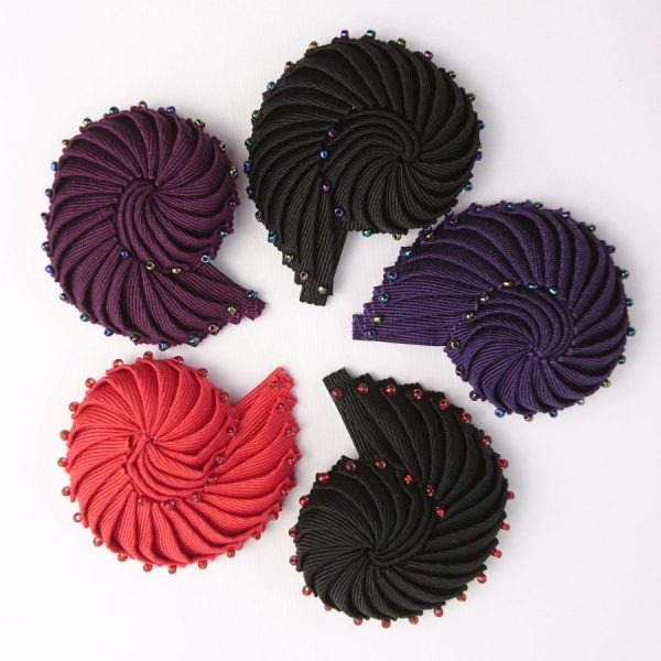 Nautilus Brooches Now in Stock