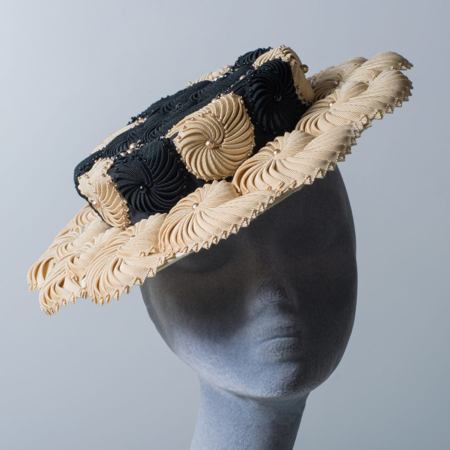 Nautilus Boater Hat by Imogen's Imagination
