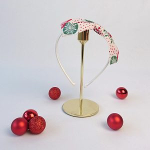 Red Green Christmas Womens Headband