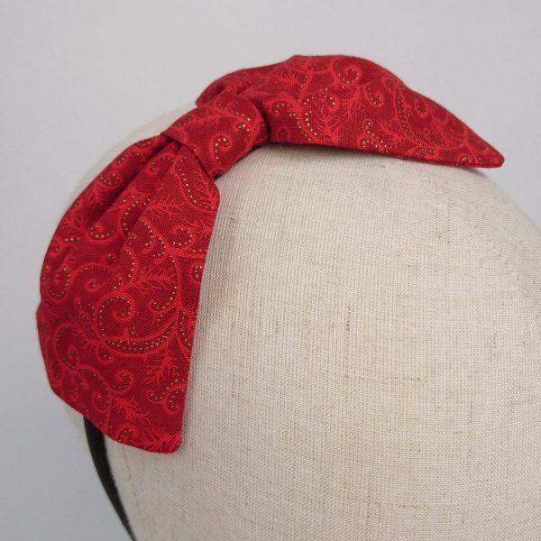 Red Novelty Christmas Headband