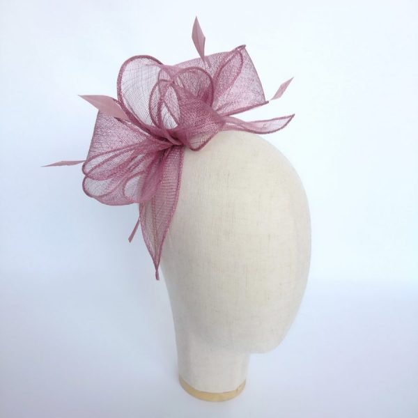 Fascinator for a spring or summer wedding