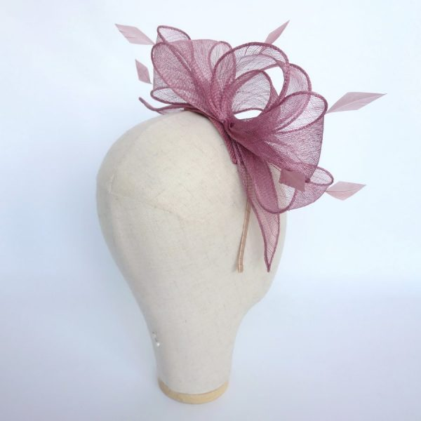 Fascinators or hair accessories for a spring or summer wedding
