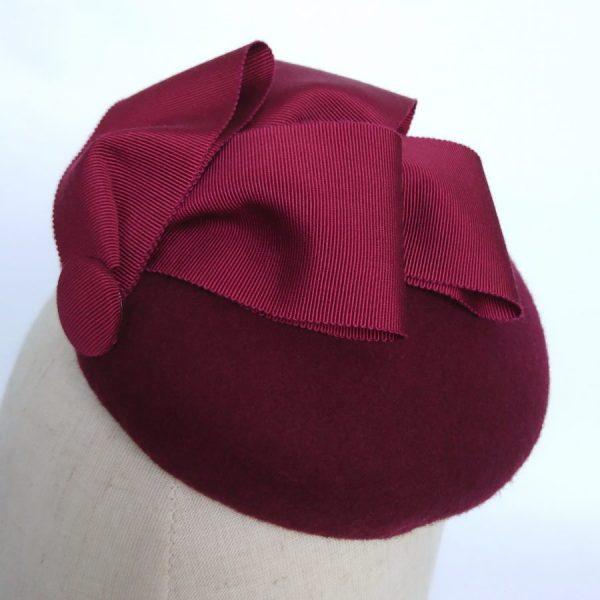 Spring wedding hat by Imogen's Imagination