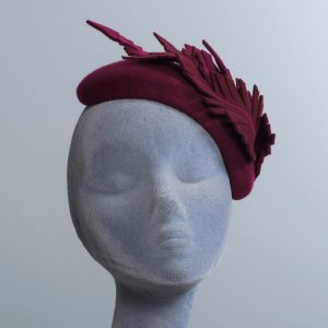 Autumn and Winter Wedding hats for Guests