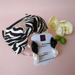 Zebra Fringe Fixer Set