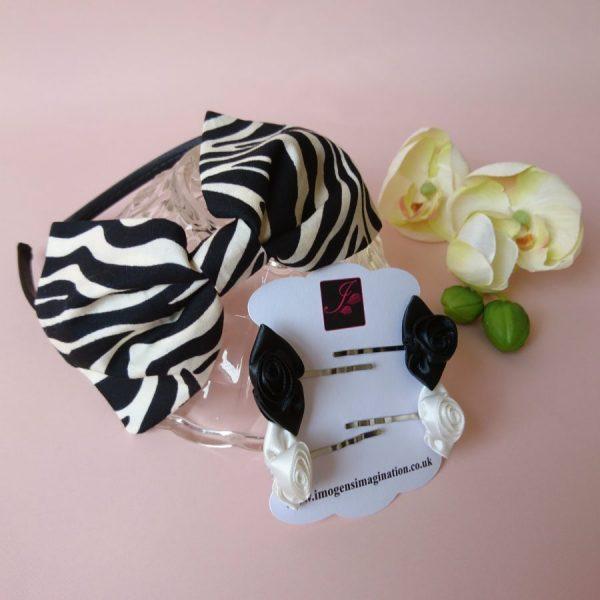 Zebra Fringe Fixer Set