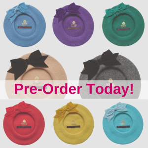 Pre-Order the AW20 Beret Collection