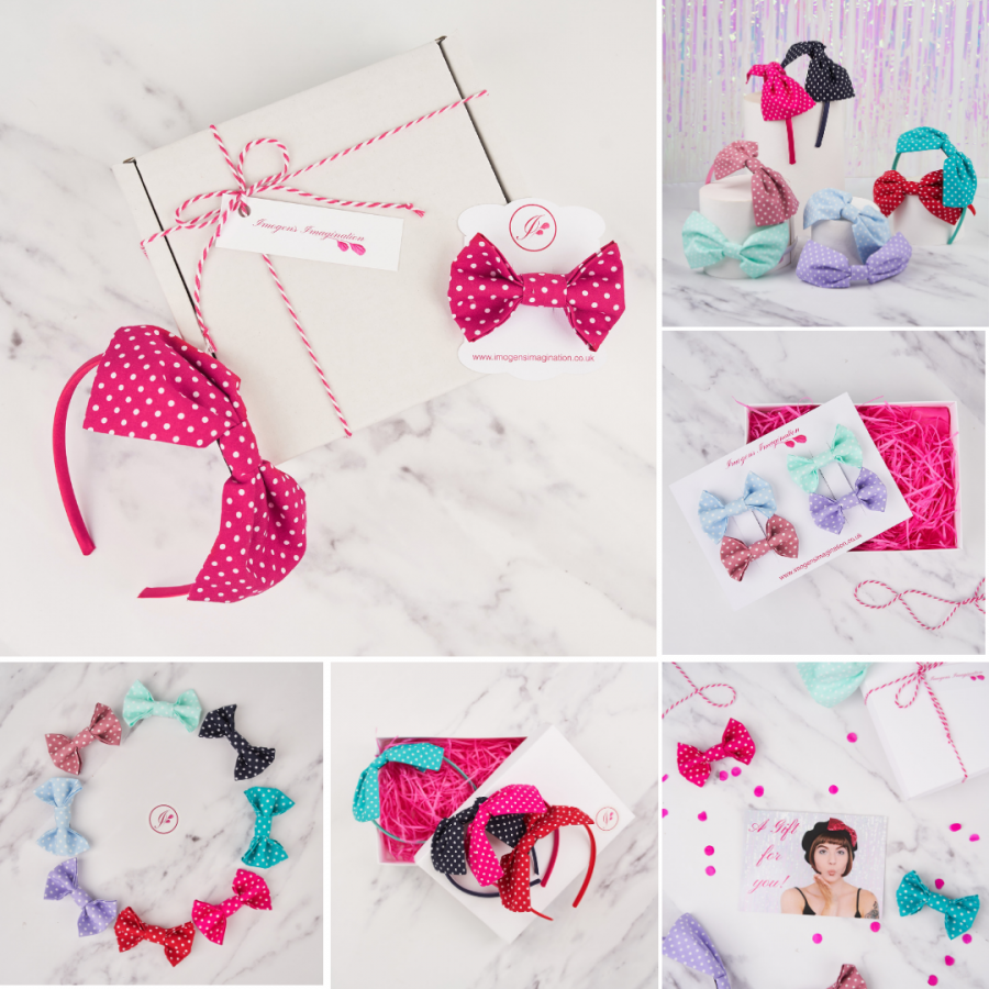 Boxing Day Sale Hair Accessory Gift Sets