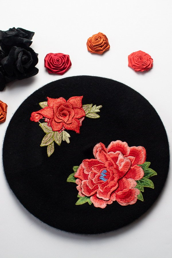 New Berets for AW 2019 Black