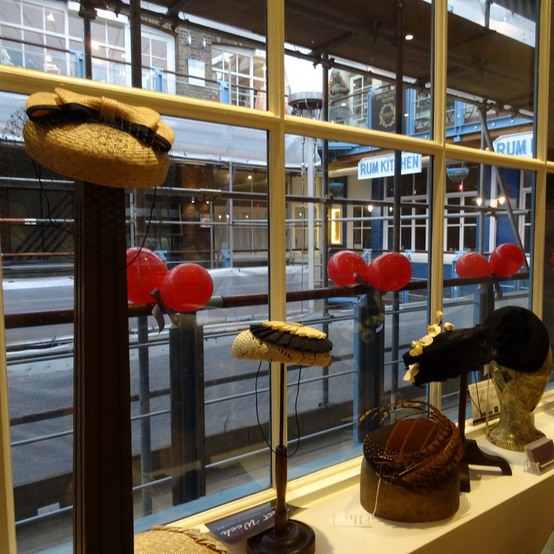 Imogen's Imagination at London Hat Week 2014