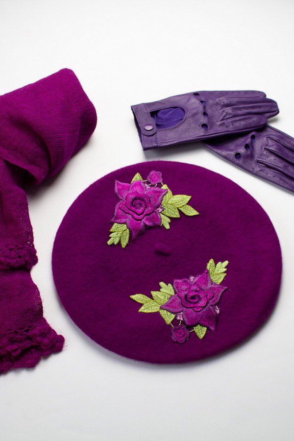 New Berets for AW 2019 Magenta