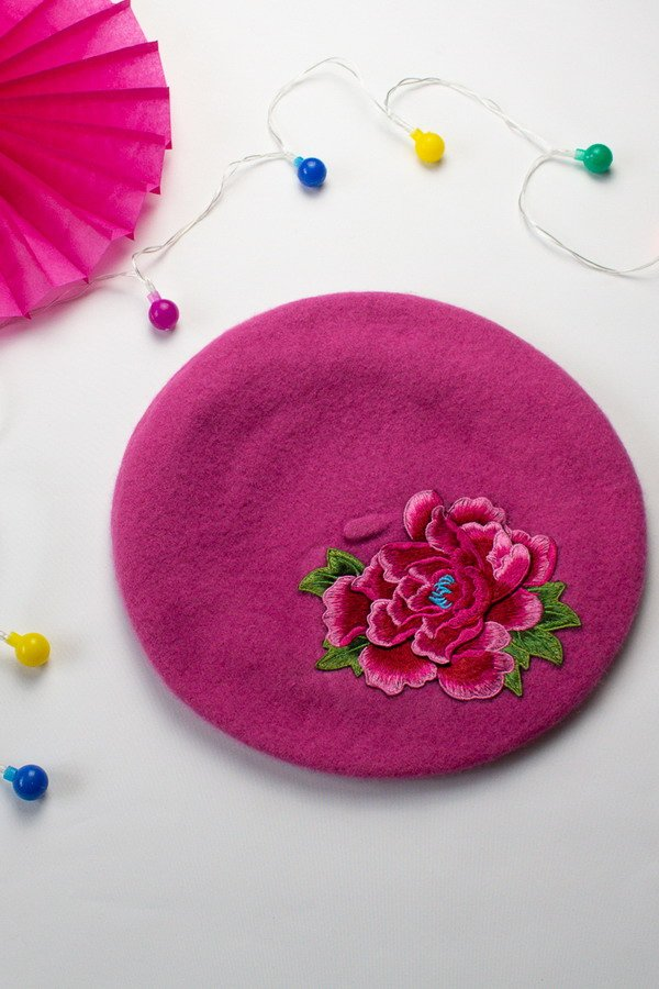 New Berets for AW 2019 Pink