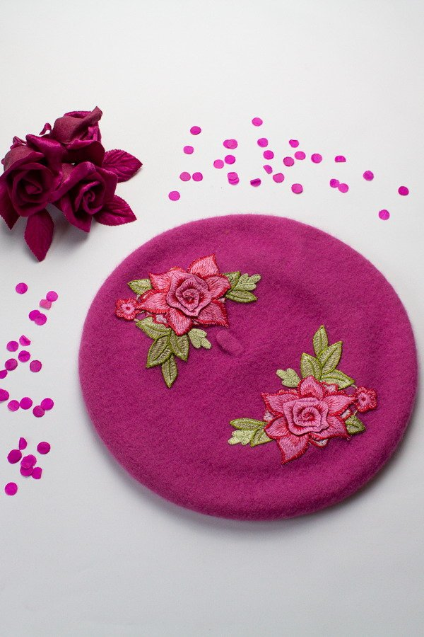 New Pink Women's Beret for AW 2019