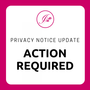 Change to Privacy Notice