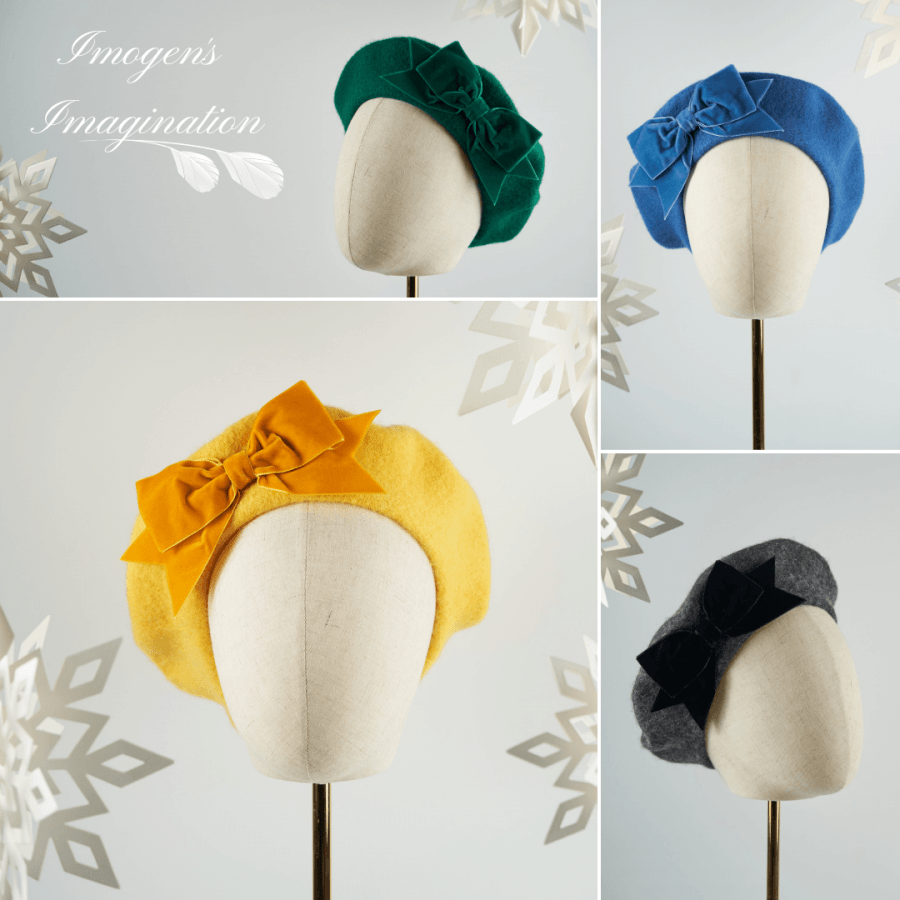 Shop the new AW20 beret collection