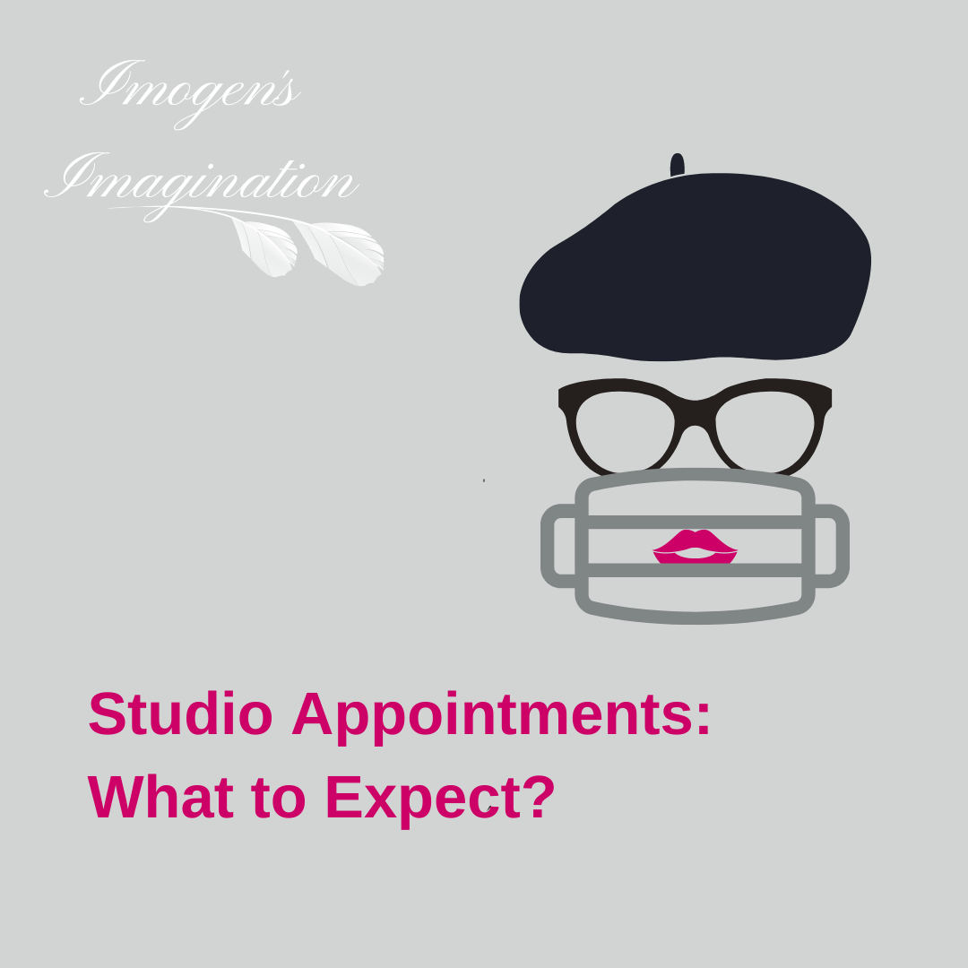 Consultation appointments at the studio