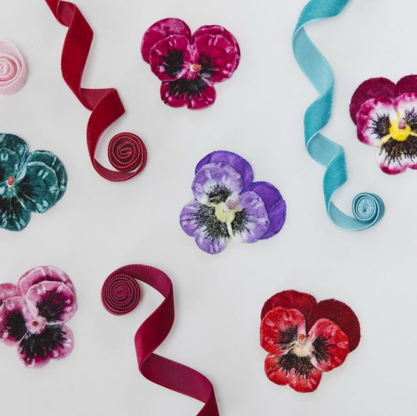 Vintage Style Hair Accessories by Imogen's Imagination