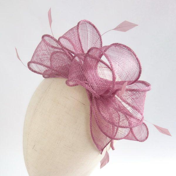 Dusky Lilac Spring Hair Accessories