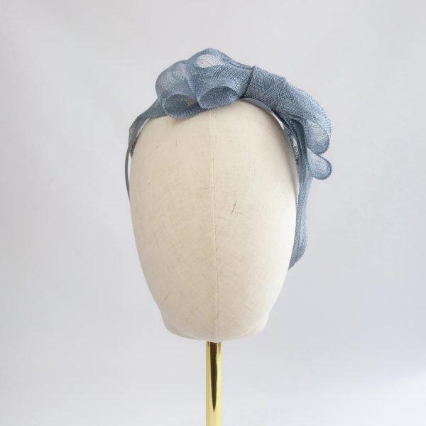 Dusky Blue Spring Hair Accessories