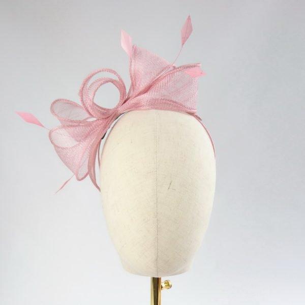 Dusky Pink Summer Hair Accessories