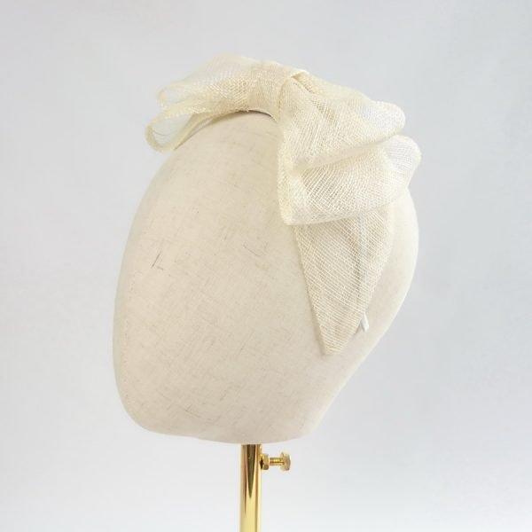 Ivory Bridesmaid Hair Accessories